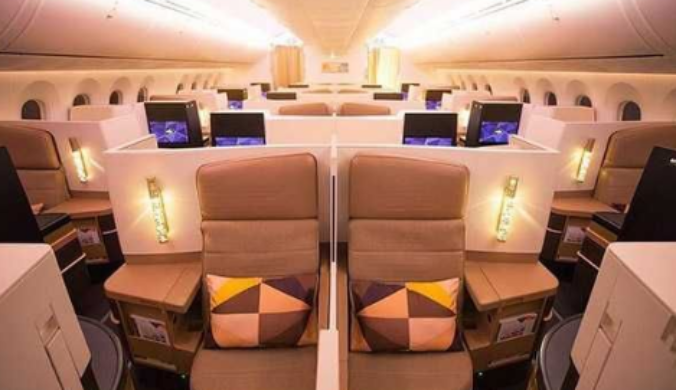 Discount On Business Class