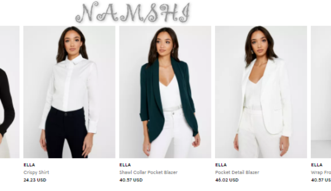 Namshi new user sale