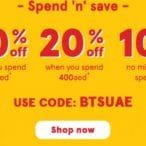 Namshi Offer Spend n Save Sale