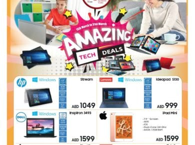 Offers from UAE Jackys till 31 March
