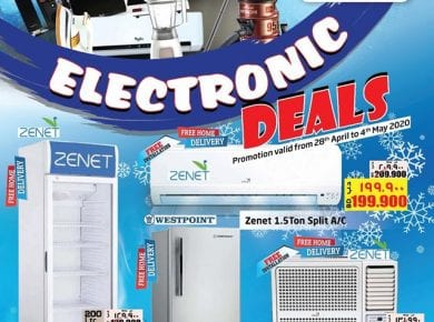 Nesto hypermarket offers electronics deals in Bahrain