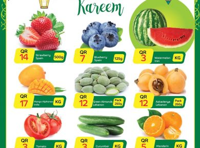Spar Qatar discounts till 6 May