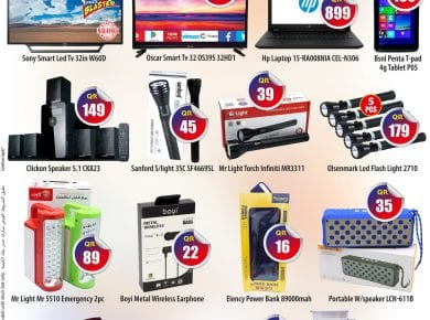 The big bang deal at Paris hypermarket Qatar to 30 May