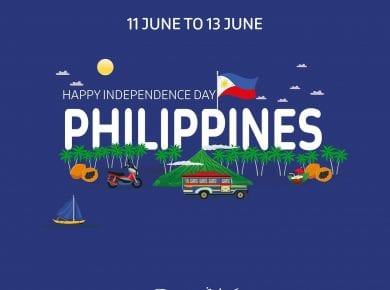 Carrefour Bahrain Offers | Happy independence day Philippines