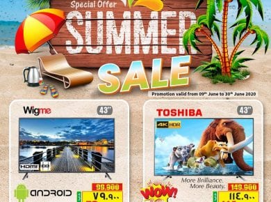 Summer sale from Nesto Bahrain to 30 June