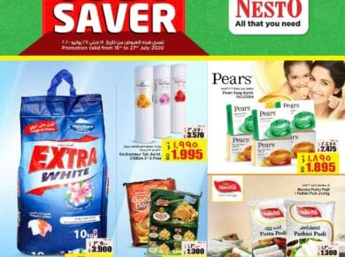 Nesto Bahrain magazine offers till 28 July